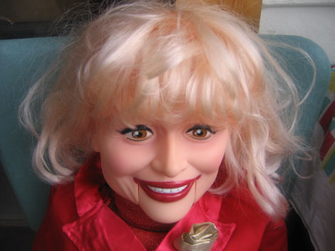Carol Channing is alive and well… | Fancy Notions