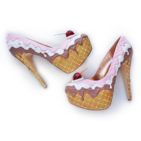 cd36ad92b75742 I m looking for ice cream shoes.